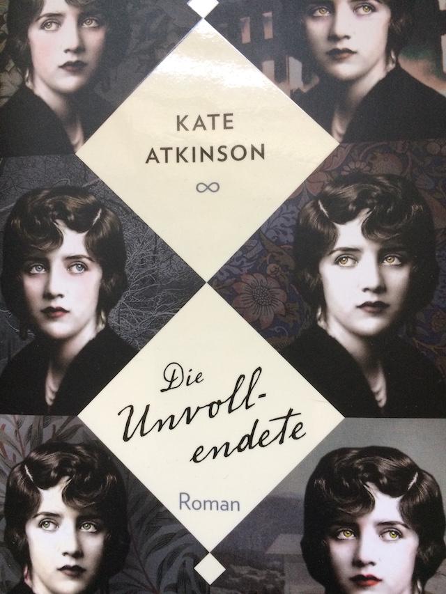 Kate Atkinson. Die Unvollendete