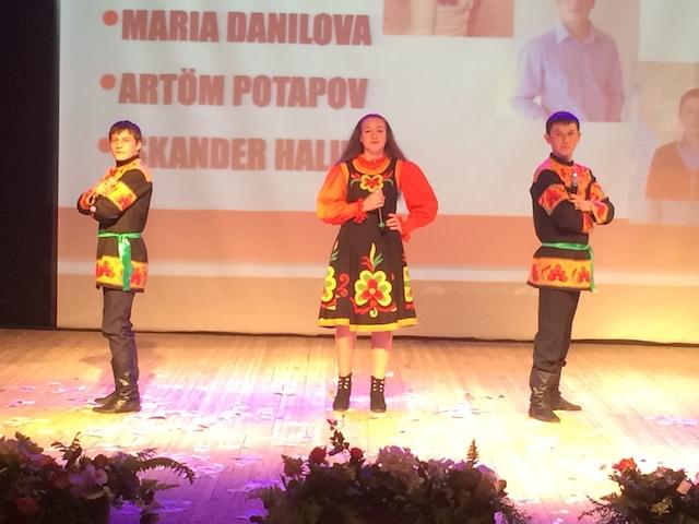Gala Moskau